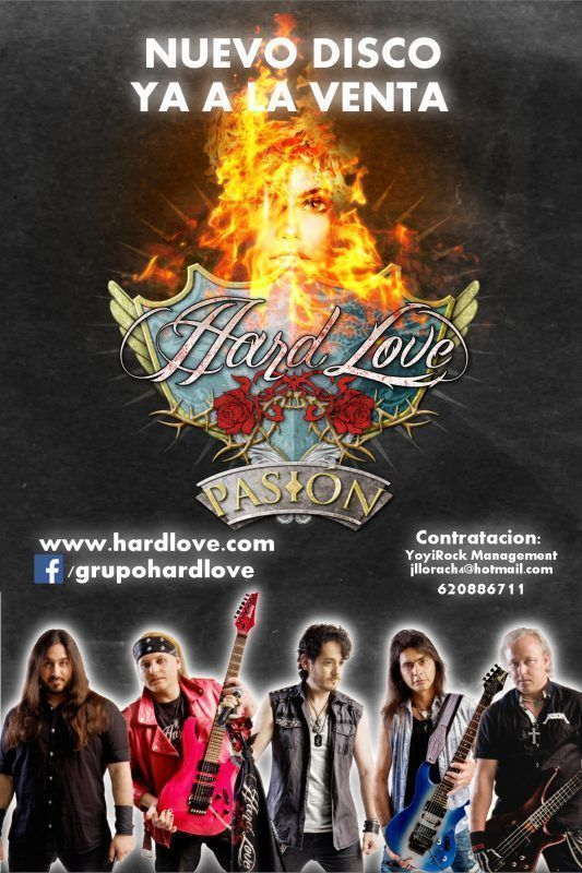 Hard Love promo