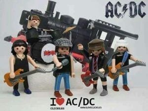 Clic Playmobil ACDC