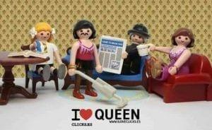 Clic Playmobil Queen