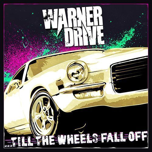 warner drive till the wheels fall off cover